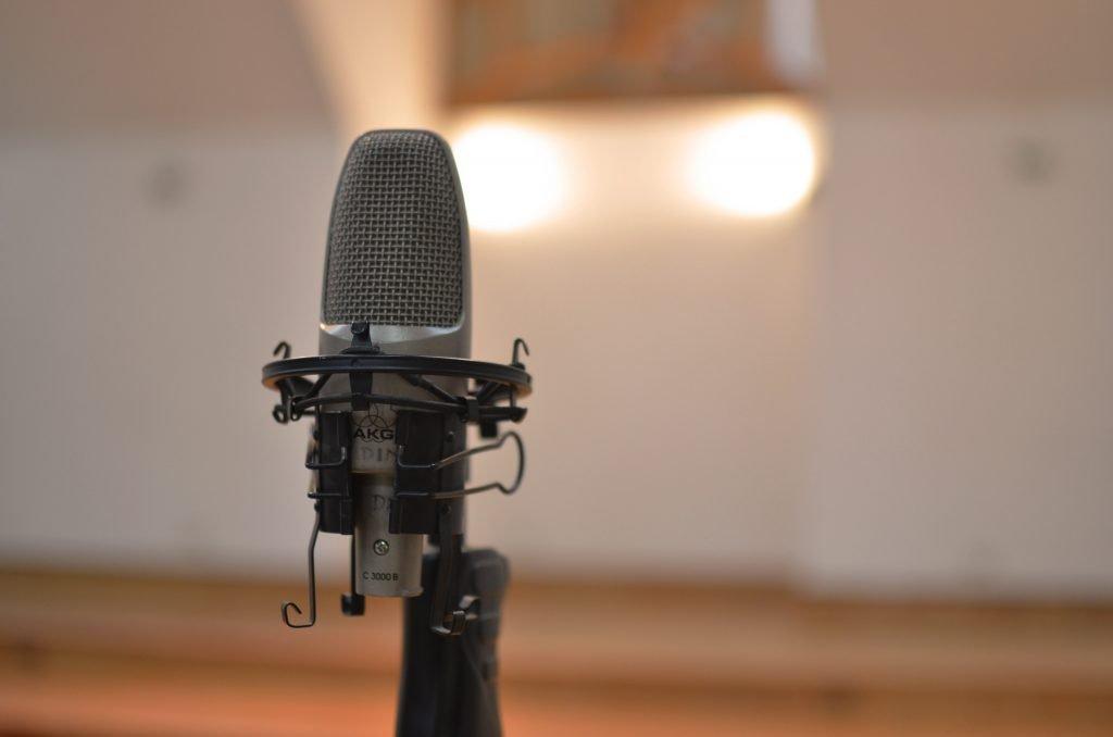 The Storytelling Hub Podcast Production